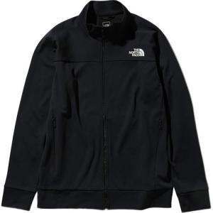 ノースフェイス(THE NORTH FACE) メンズ エニータイムジャージージャケット Anytime Jersey Jacket ブラック NT11998 K スポーツウェア トレーニングウェア|esports