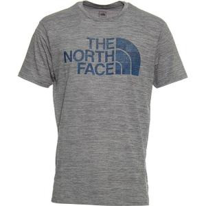 ノースフェイス(THE NORTH FACE) メンズ ショートスリーブサマーメッシュティー S/S SUMMER MESH TEE ミックスグレー NT31980 Z 半袖 Tシャツ トップス
