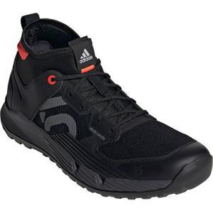 アディダス(adidas) メンズ トレイルシューズ ファイブテン 5.10 TRAILCROSS XT コアブラック/グレーフォー JAH56 FU7541 アウトドア マウンテンバイクの画像