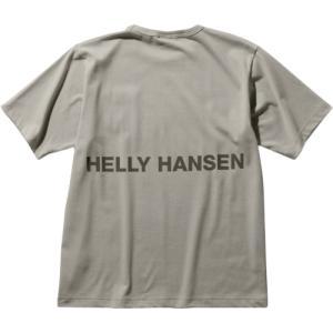ヘリーハンセン(HELLY HANSEN) レディース ショートスリーブバックロゴティー S/S Back Logo Tee ウェットロープ HE62029 WR 半袖 Tシャツ トップス eSPORTS PayPayモール店