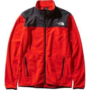 ノースフェイス(THE NORTH FACE) メンズ アウター マウンテンバーサマイクロジャケット Mountain Versa Micro Jacket ファイアリーレッド NL61804 FR フリース|esports