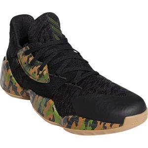11月上旬入荷予定 アディダス(adidas) メンズ バスケットボールシューズ ハーデン HardenVol.4 コアブラック/テックオリーブ/レジェンドアース EPI84 EF1261|esports