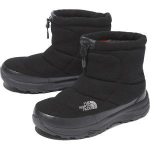 ノースフェイス(THE NORTH FACE) メンズ レディース ヌプシブーティーウールV ショート Nuptse Bootie Wool V Short TNFブラック NF51979 K スノーシューズ 靴