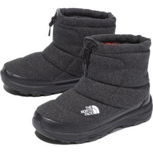 ノースフェイス ヌプシブーティーウールV ショート NF51979 C チャコール THE NORTH FACE Nuptse Bootie Wool V Short メンズ レディース スノーシューズ 靴
