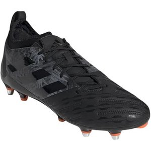 アディダス(adidas) メンズ ラグビー スパイク マライス エリート SG コアブラック/コアブラック/ソーラーオレンジ 156 DBG04 F36356 スポーツシューズ 部活|esports
