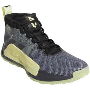 アディダス(adidas) メンズ バスケットボールシューズ Dame 5 グレーシックス/グレーフ...