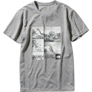 高い吸汗速乾性を備えたニット素材を使用したTシャツ。ポリエステル100%ながら、コットンのような自然...