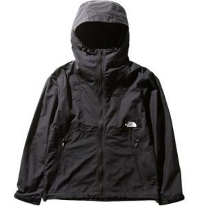 ノースフェイス(THE NORTH FACE) レディース コンパクトジャケット Compact Jacket ブラック NPW71830 K アウター シェルジャケット アウトドアウェア|eSPORTS PayPayモール店