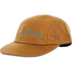 スボルメ(SVOLME) テックランキャップ ブラウン フリーサイズ 7193-03821 090 ...