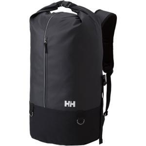 ヘリーハンセン(HELLY HANSEN) AKER ROLL PACK アーケルロールパック K/ブラック HY91721 バックパック ザック デイバック リュック 通勤通学|esports