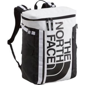 ノースフェイス(THE NORTH FACE) メンズ レディース BC FUSE BOX 2 ヒューズボックス2 ホワイト/ブラック NM81817 リュック デイパック スクエアバッグ|esports