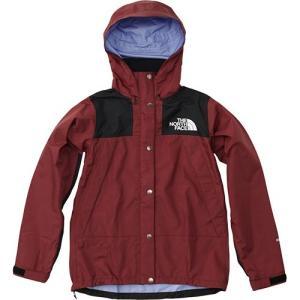 ノースフェイス(THE NORTH FACE) レディース アウター マウンテンレインテックス ジャケット Mountain Raintex Jacket ZR/ジンファンデルレッド NPW11501|esports