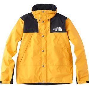 ノースフェイス(THE NORTH FACE) マウンテン レインテックス ジャケット Mountain Raintex Jacket メンズ GR/ゴールデンロッド NP11501 アウター 通勤通学|esports