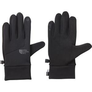 ノースフェイス(THE NORTH FACE) メンズ レディース 手袋 イーチップグローブ Etip Glove ブラック NN61813 K 通勤通学 防寒 アウトドアウェア アクセサリ|esports