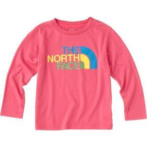ボディ色に合わせてカラフルな配色のロゴグラフィックを施した長袖Tシャツ。しなやかで吸汗・速乾性に優れ...