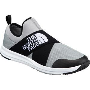 ノースフェイス(THE NORTH FACE) メンズ レディース トラバースローIII (ユニセックス) GW/グリフィングレー×TNFホワイト NF51847 スリッポン 靴 シューズ|esports
