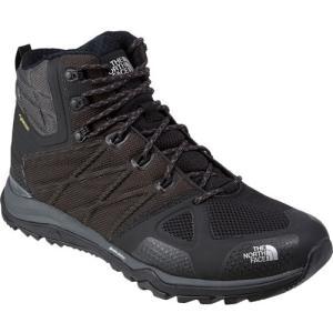 ノースフェイス(THE NORTH FACE) ウルトラファストパック2 ミッド GORE-TEX KG/TNFブラック NF01620 アウトドアシューズ 登山靴 トレッキングシューズ 防水|esports