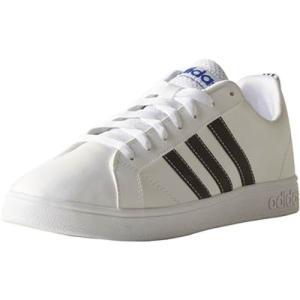 アディダス(adidas) VS ADVANTAGE ランニングホワイト/コアブラック/ブルー F99256 スニーカー メンズ レディース シューズ 靴|esports