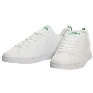 アディダス(adidas) ネオ(NEO) バルクリーン2 VALCLEAN2 ランニングホワイト/ランニングホワイト/グリーン JAO26 F99251 アディダスネオ スニーカー メンズ...