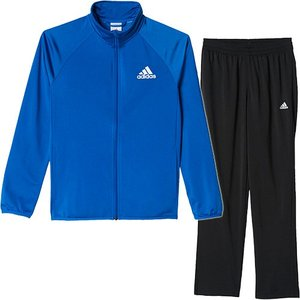 アディダス(adidas) BOYジャージ上下セット (ストレートパンツ) ブルー AAX01 BP8815 キッズ ジュニア トレーニングウェア スポーツウェア 上下組|esports