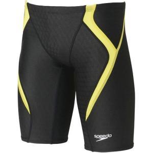 スピード(speedo) フレックスキューブ FLEX Cube メンズ ジャマー Wライム SD76C03 WL 男性用競泳水着 メンズ 競技用|esports