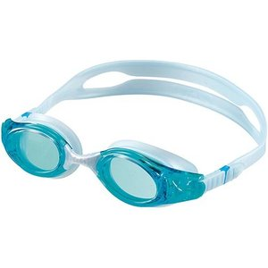 エーキューエー(AQA) ウォーターランナースマートクリック3 ゴーグル KM1625 Aブルー スイムゴーグル 水泳用ゴーグル|esports