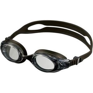 エーキューエー(AQA) ウォーターランナースマートクリック3 ゴーグル KM1625 スモーク スイムゴーグル 水泳用ゴーグル|esports