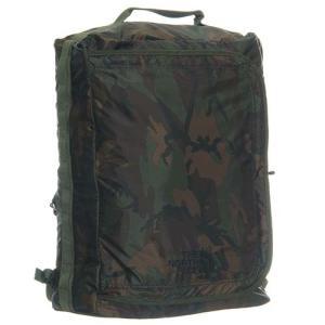 ノースフェイス(THE NORTH FACE) ノベルティ フレームド デイパック 29L WC/ウッドランドカモ NM61659 デイパック バッグ かばん 旅行 トレーニング リュック