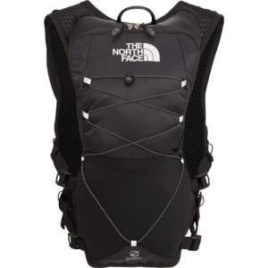 ノースフェイス(THE NORTH FACE) エンデュランス ベスト型パック NM61710 K/ブラック ランニング トレイルランニング バッグ リュックサック メンズ|esports