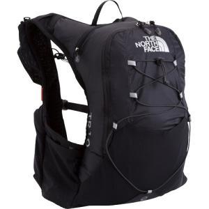 ノースフェイス(THE NORTH FACE) ティーアール10 TR 10 ブラック NM61759 K ランニング バッグ リュックサック ベスト型 多機能バッグ esports