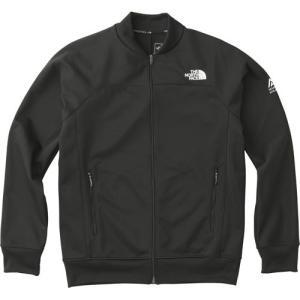 ノースフェイス(THE NORTH FACE) マウンテンアスレチックス3Lスウェットジャケット NP21785 K/ブラック ランニングウェア トレーニングウェア ジャージ メンズ|esports