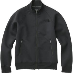 ノースフェイス(THE NORTH FACE) テックエアースウェットトラックジャケット NT11784 K/ブラック ランニングウェア トレーニングウェア スウェット メンズ|esports