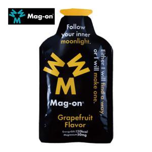 マグオン(Mag-on) マグネシウムチャージサプリメント エナジージェル グレープフルーツ味(12...