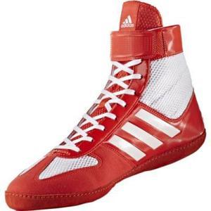 アディダス(adidas) レスリングシューズ コンバット スピード 5 COMBAT SPEED.5 コアREDS17/RU BA8008 レスリング ボクシング シューズ 靴 メンズ レディース