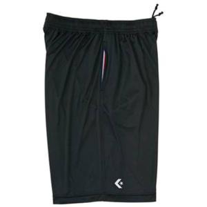 コンバース(CONVERSE) 2F プラクティスパンツ CB222812 ブラック バスケットボール メンズ バスパン