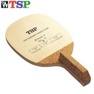 TSP(ティーエスピー) スリーク 1 21432 卓球ラケット 未張り上げ ペングリップ esports