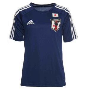 アディダス(adidas) Kids日本代表 2018 ホームレプリカTシャツ ナイトブルーF13/ホワイト DTQ74 BR3639 サッカー 応援 男の子 キッズ ジュニア|esports