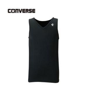 コンバース(CONVERSE) サポートインナーシャツ CB251702 ブラック バスケットボール...