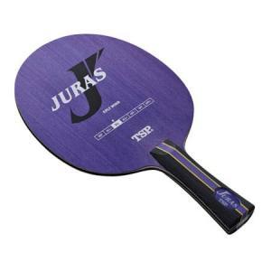 ティーエスピー(TSP) ジュラス FL 26234 卓球ラケット 未張り上げ シェークハンド esports