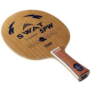 ティーエスピー(TSP) スワット 5PW FL TSP 26384 卓球ラケット シェークハンド 未張り上げ esports