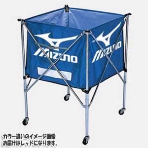 ミズノ(MIZUNO) ボールカゴ 9VA8362 バレーボール 設備 用品|esports