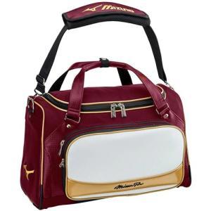 ミズノ(MIZUNO) ミズノプロ セカンドバッグ 1FJD600163 野球 ショルダーバッグ カ...