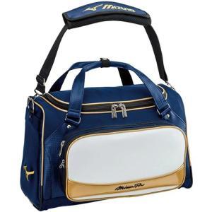 ミズノ(MIZUNO) ミズノプロ セカンドバッグ 1FJD600174 野球 ショルダーバッグ カ...
