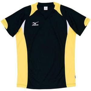 ミズノ(MIZUNO) バレーゲームシャツ 59HV32494 バレーボール ウェア ユニフォーム 半袖|esports