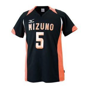 ミズノ(MIZUNO) バレーゲームシャツ 59HV32495 バレーボール ウェア ユニフォーム 半袖|esports