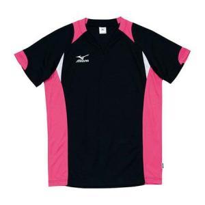 ミズノ(MIZUNO) バレーゲームシャツ 59HV32497 バレーボール ウェア ユニフォーム 半袖|esports