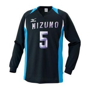 ミズノ(MIZUNO) バレーゲームシャツ 59SV32492 バレーボール ウェア ユニフォーム 長袖|esports