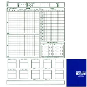 ミズノ(MIZUNO) バレーボールスコアブック 9ZA603 バレーボール|esports