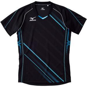 ミズノ(MIZUNO) ゲームシャツ V2MA500192 バレーボールウエア ウェア|esports