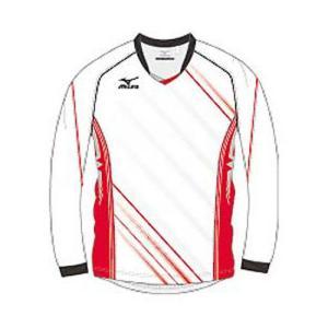 ミズノ(MIZUNO) ゲームシャツ V2MA502001 バレーボールウエア ウェア|esports